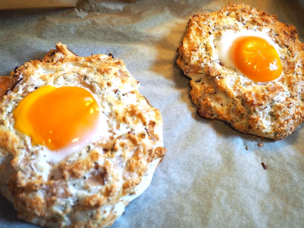Himmlisch frühstücken: Cloud Eggs