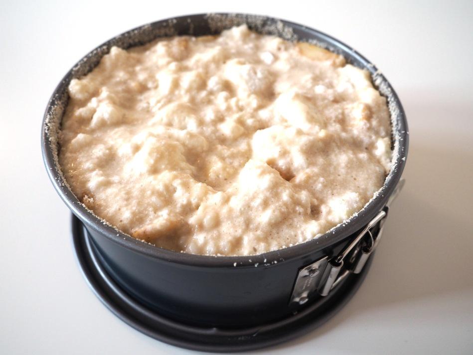 Für 40min im Ofen backen. Bei dem Duft läuft euch sicher auch das Wasser im Mund zusammen.