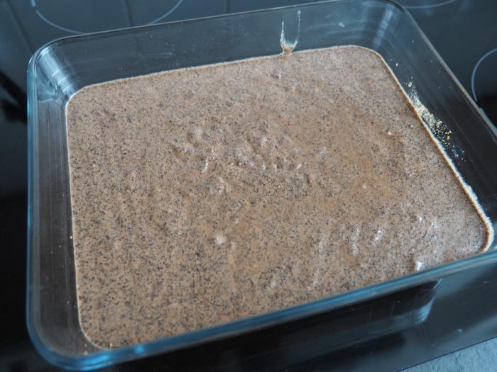 Schoko-Mohn-Birnen-Kuchen