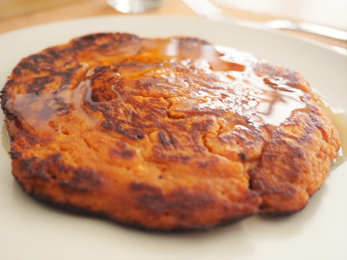 Sweet Potato Pancakes Paleo