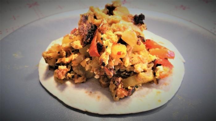 Mexican Breakfast Potatoes