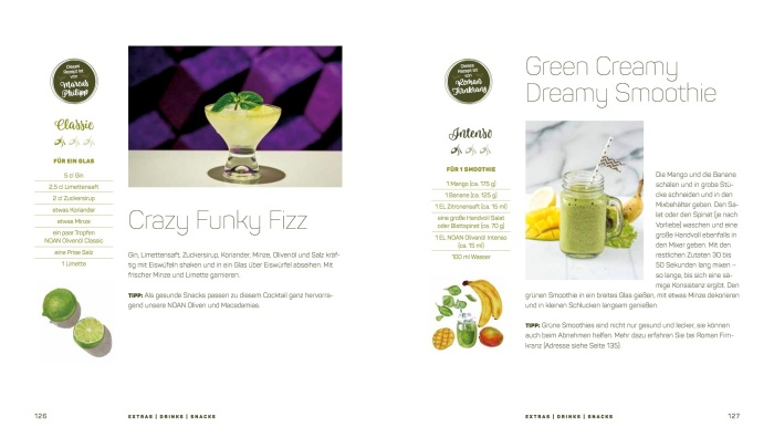 Green Creamy Dreamy Smoothie